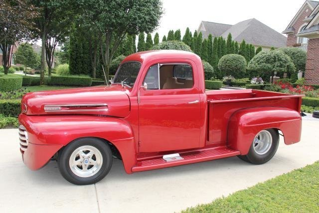 1948 ford pick up watch video