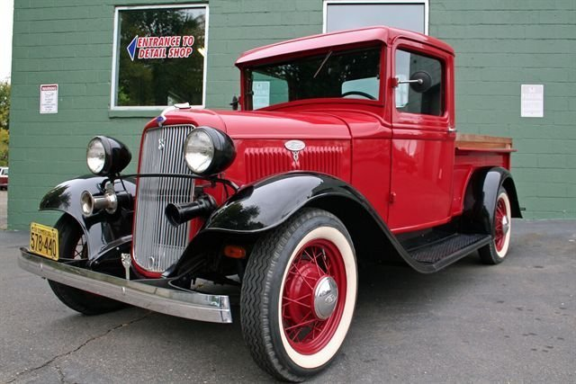 For Sale 1934 Ford Pickup