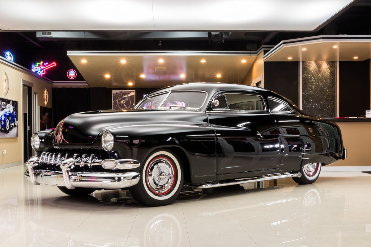 1951 mercury coupe lead sled