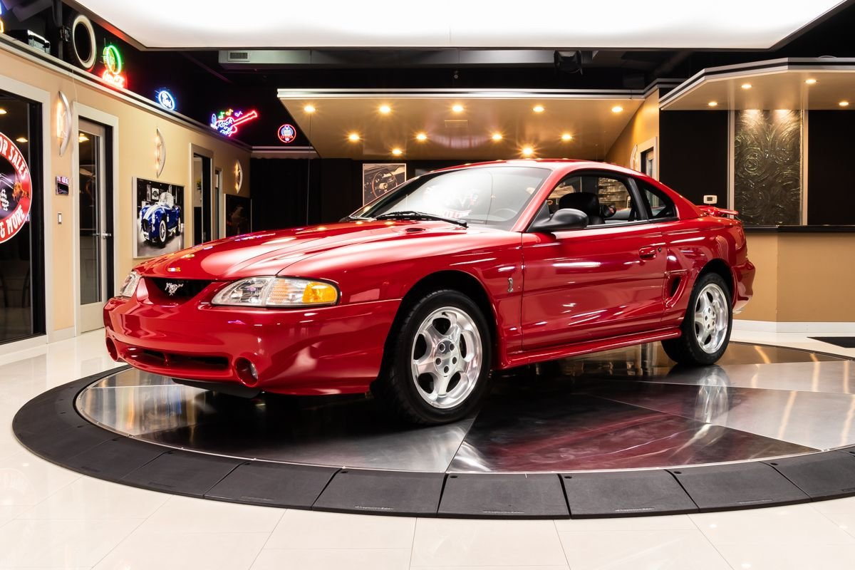 For Sale 1995 Ford Mustang