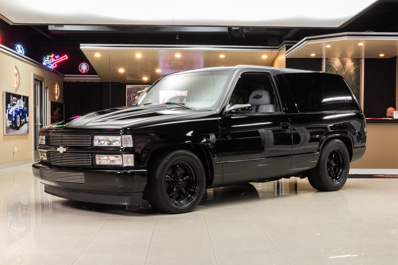 1999 Chevrolet Tahoe | Classic Cars for Sale Michigan ...