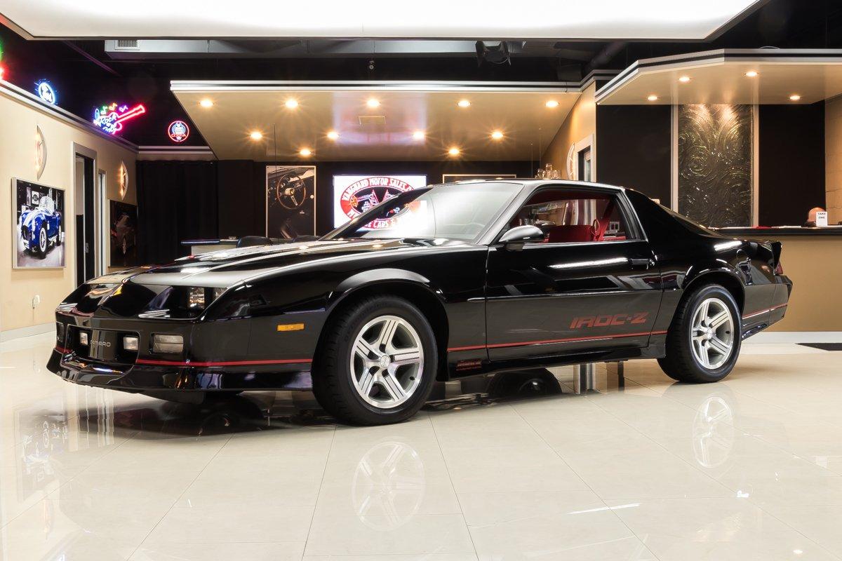1990 chevrolet camaro iroc z28