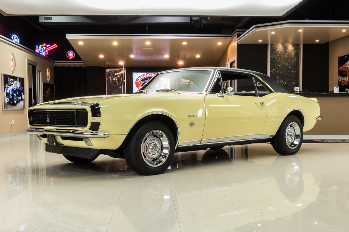 For Sale 1967 Chevrolet Camaro