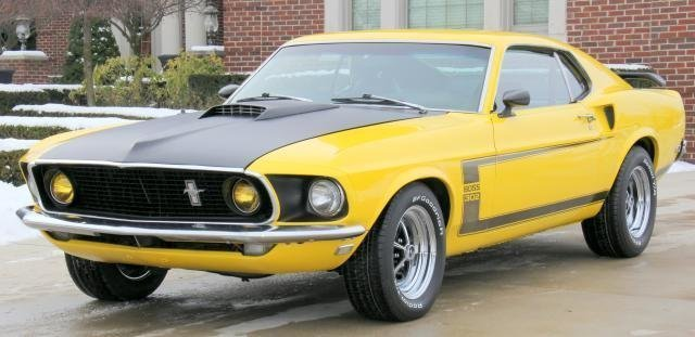 1969 ford mustang watch video