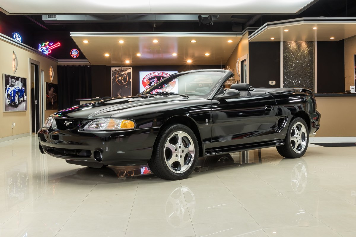 For Sale 1997 Ford Mustang