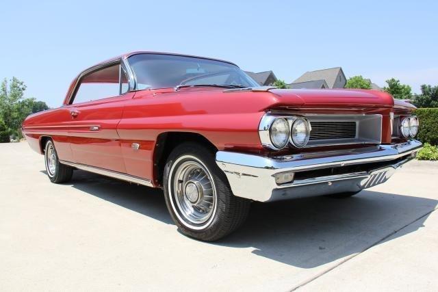 1962 pontiac grand prix rare