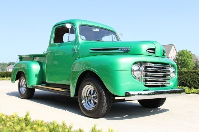For Sale 1950 Ford Pickup