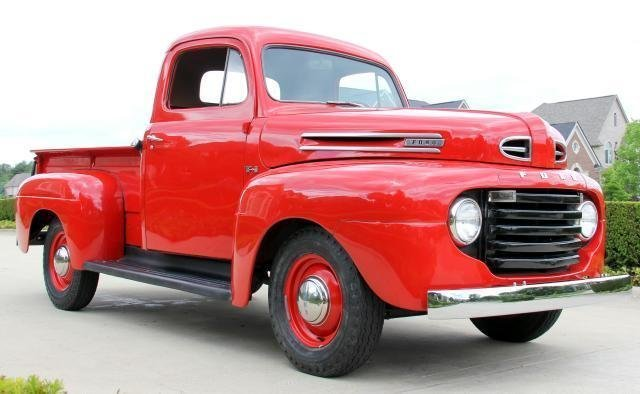 1950 ford f 150 watch video