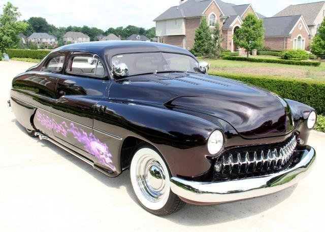 1949 mercury street rod watch video