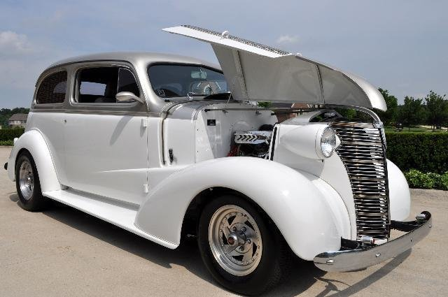 For Sale 1938 Chevrolet Street Rod