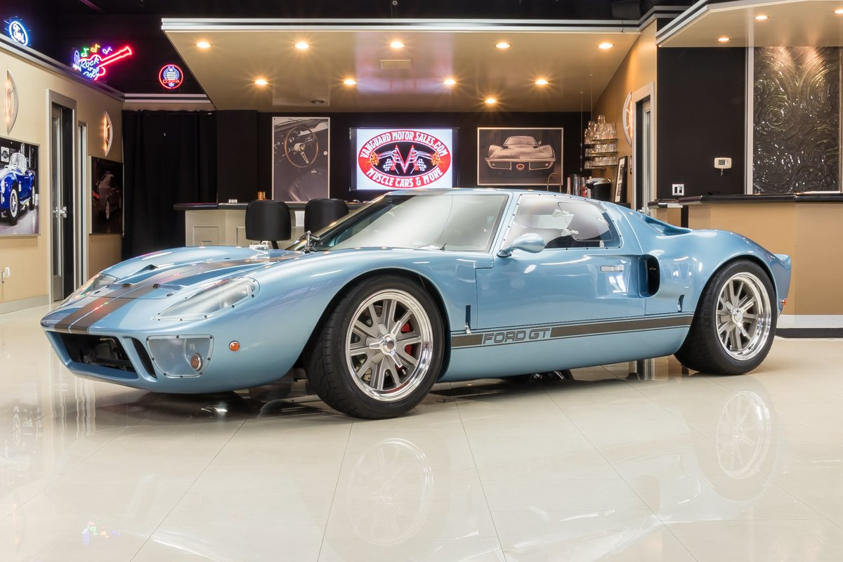 1965 ford gt40 active power cars
