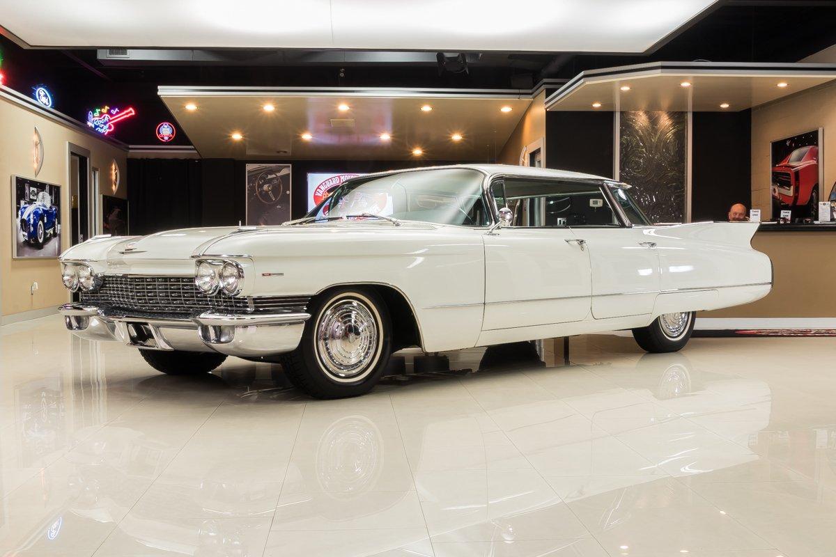 1960 cadillac series 62 hardtop