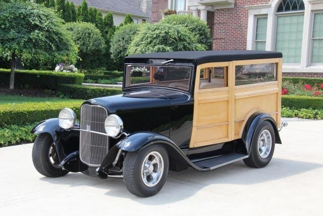 1930 ford woody watch video