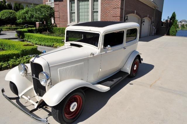 1932 ford street rod watch video