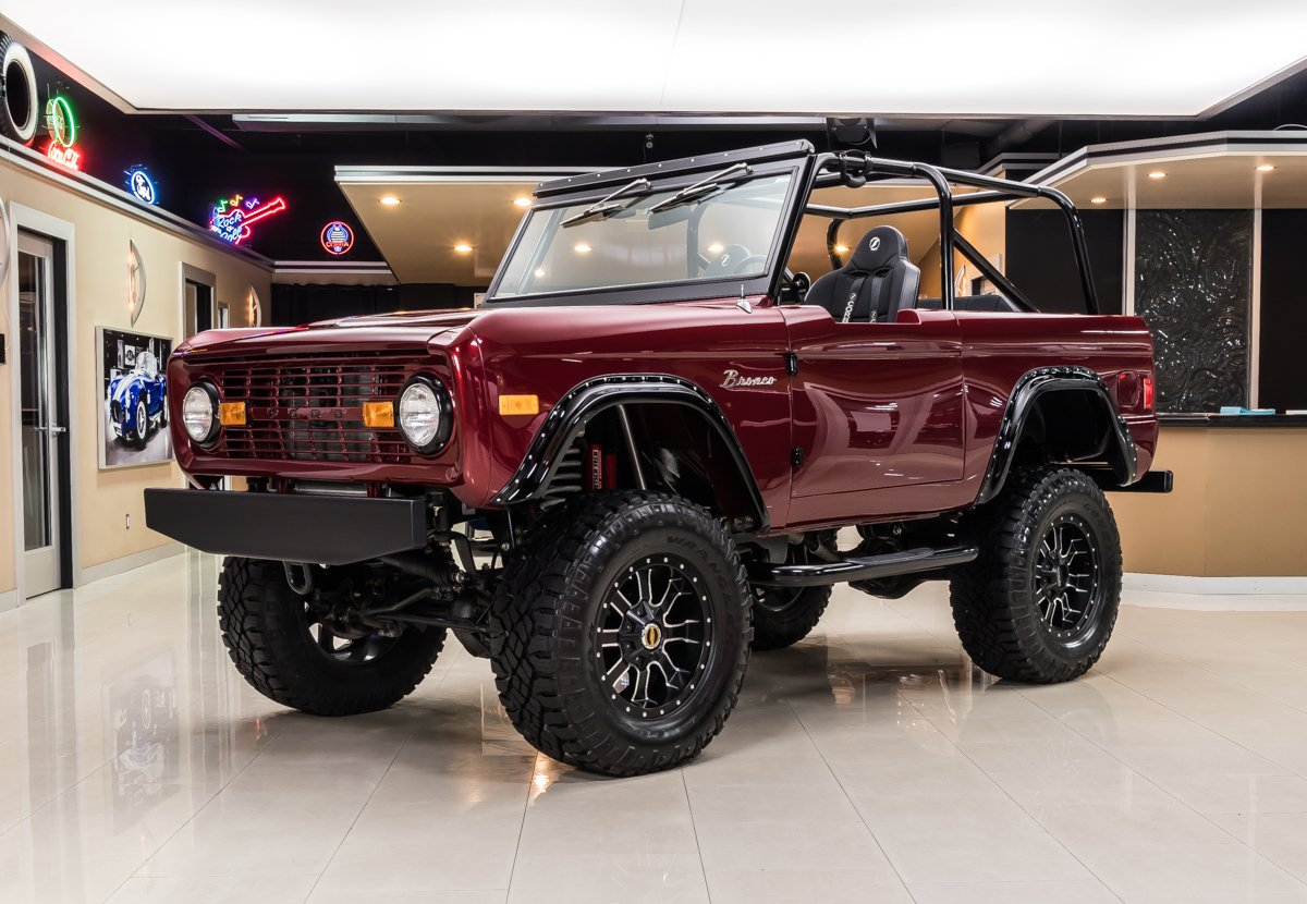 1977 ford bronco 4x4