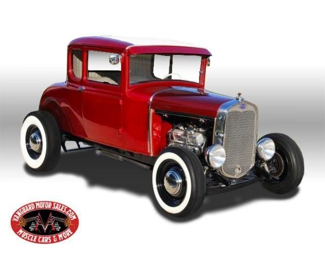 1931 ford model a watch video