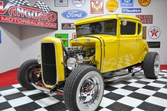 1931 ford street rod hot rod