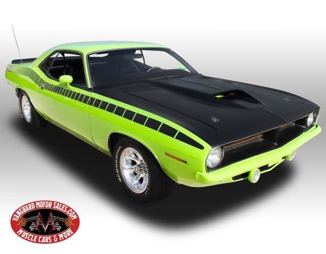 For Sale 1973 Plymouth Cuda
