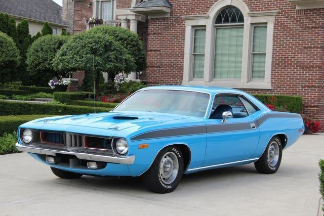 1972 plymouth cuda watch video