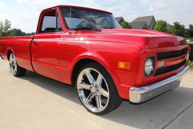 For Sale 1970 Chevrolet Pickup