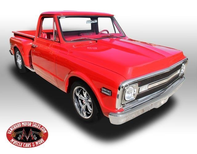 For Sale 1969 Chevrolet C-10
