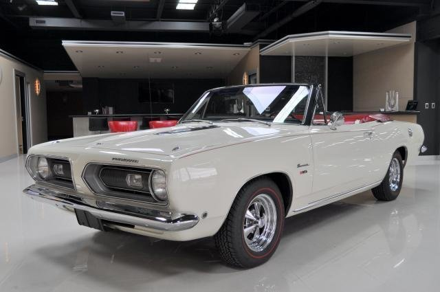 1968 plymouth barracuda watch video