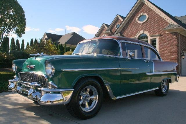 For Sale 1955 Chevrolet