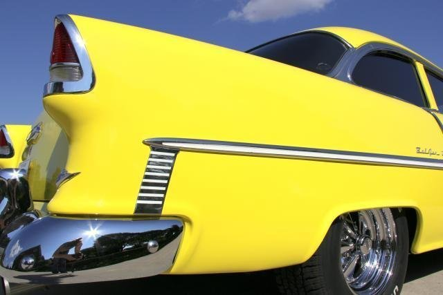 1955 chevrolet bel air watch video