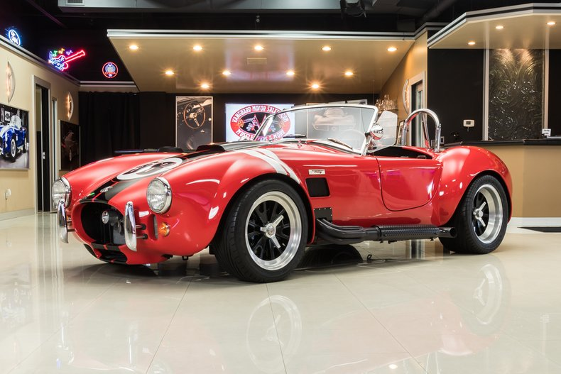 Old Muscle Cars For Sale >> 1965 Shelby Cobra | Classic Cars for Sale Michigan: Muscle & Old Cars | Vanguard Motor Sales