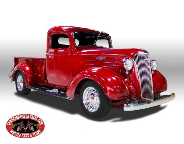 For Sale 1937 Chevrolet Street Rod