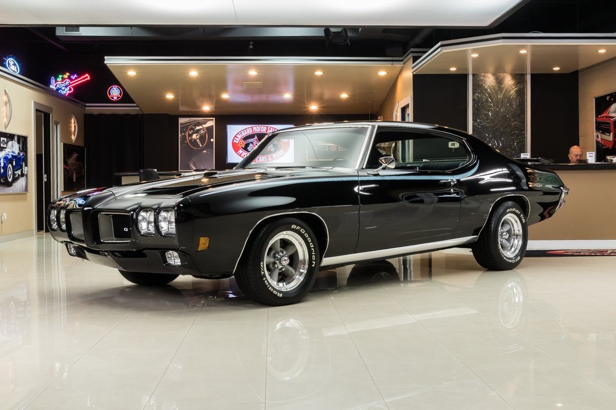 1970 pontiac lemans gto tribute
