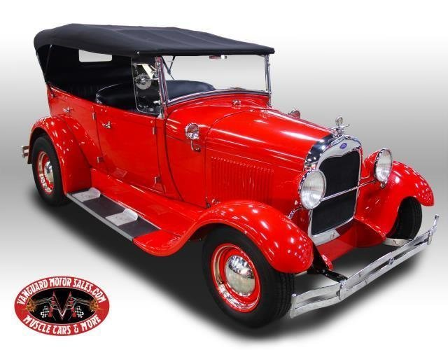 1929 ford model a watch video