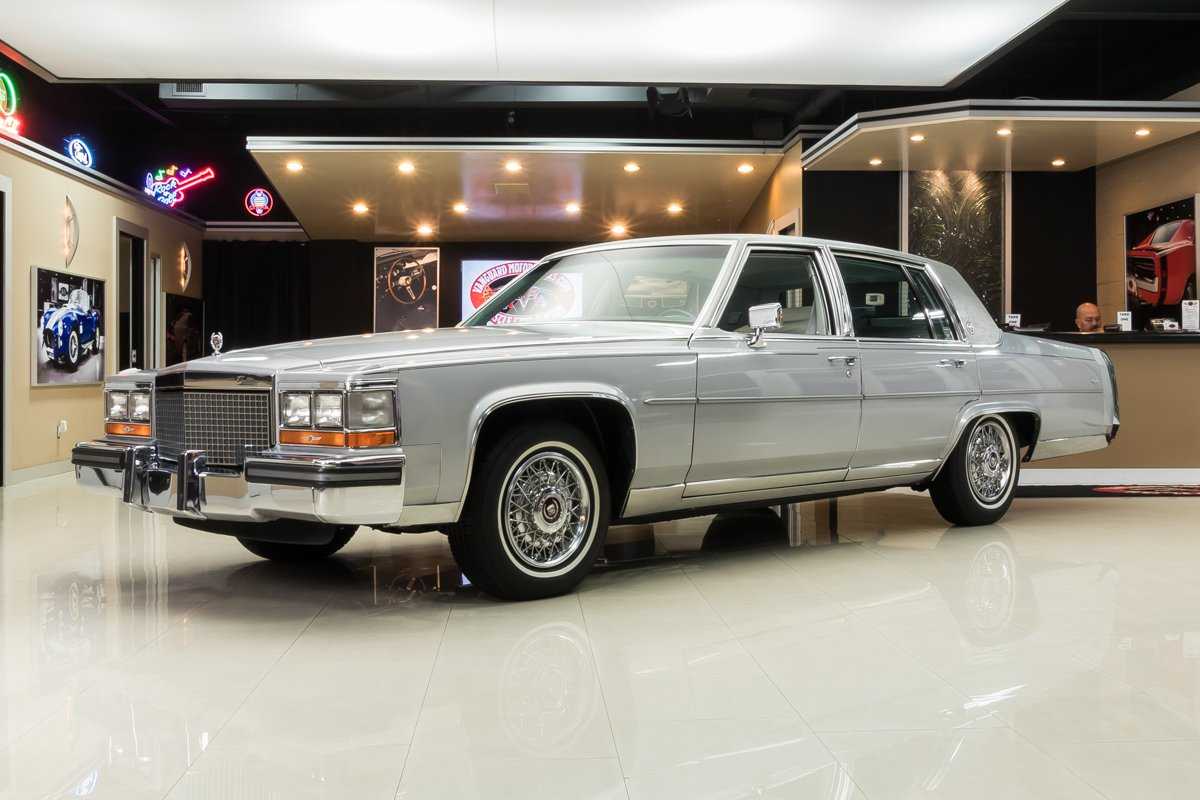 For Sale 1987 Cadillac Brougham