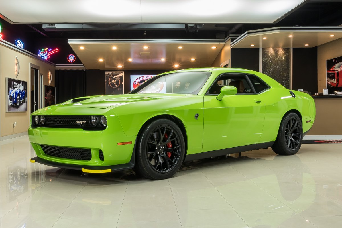 2015 Dodge Challenger Hellcat For Sale >> 2015 Dodge Challenger Classic Cars For Sale Michigan Muscle Old