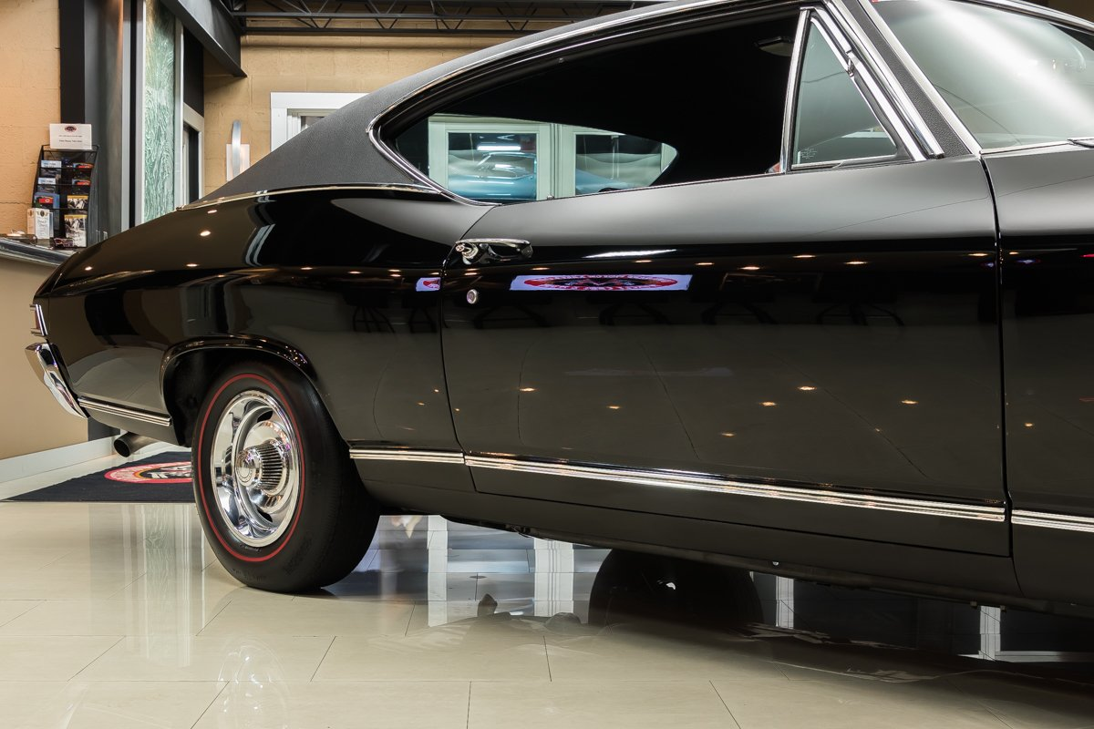 1968 Chevrolet Chevelle Classic Cars For Sale Michigan Muscle Ss Hide Photos