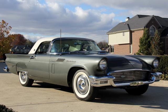 For Sale 1957 Ford T-Bird