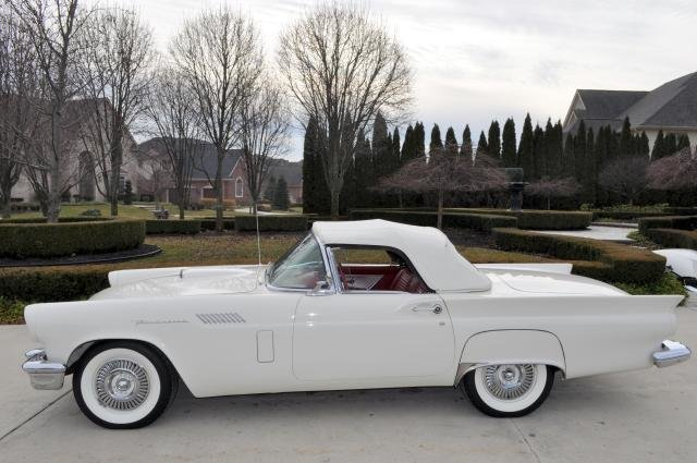 For Sale 1957 Ford E Code Thunderbird T Bird