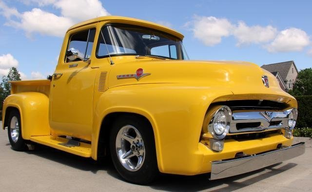 For Sale 1956 Ford Pick Up