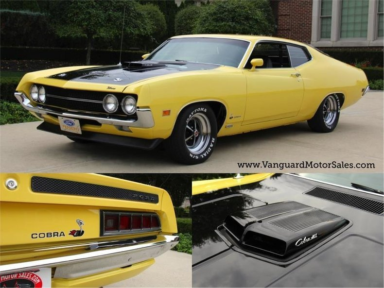 1970 Ford Torino | Classic Cars for Sale Michigan: Muscle
