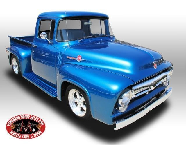 1956 ford pickup watch video