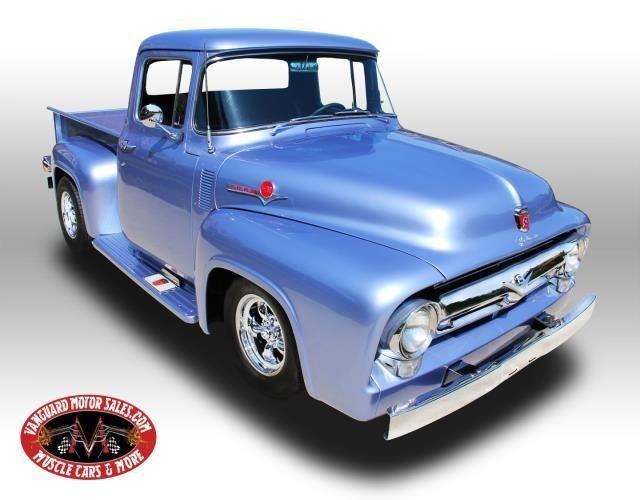 For Sale 1956 Ford F-100