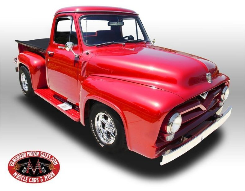 For Sale 1955 Ford F-100