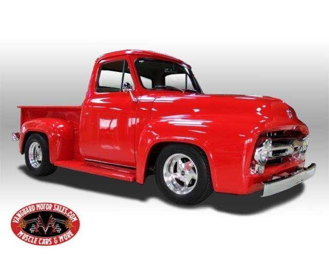 1955 ford truck watch video