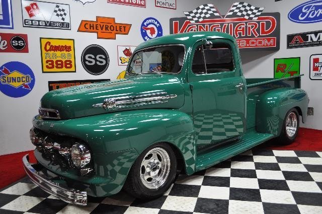 1952 ford pickup watch video