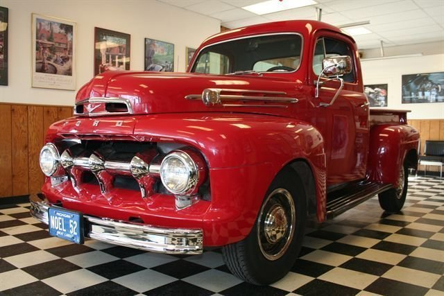For Sale 1952 Ford F100