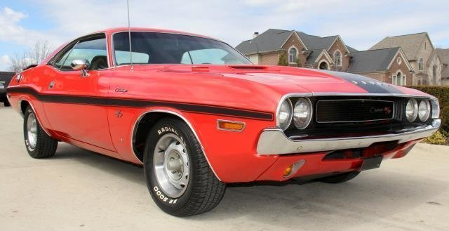 1970 Dodge Challenger | Classic Cars for Sale Michigan