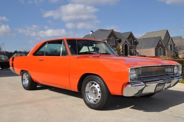 1967 dodge dart watch video