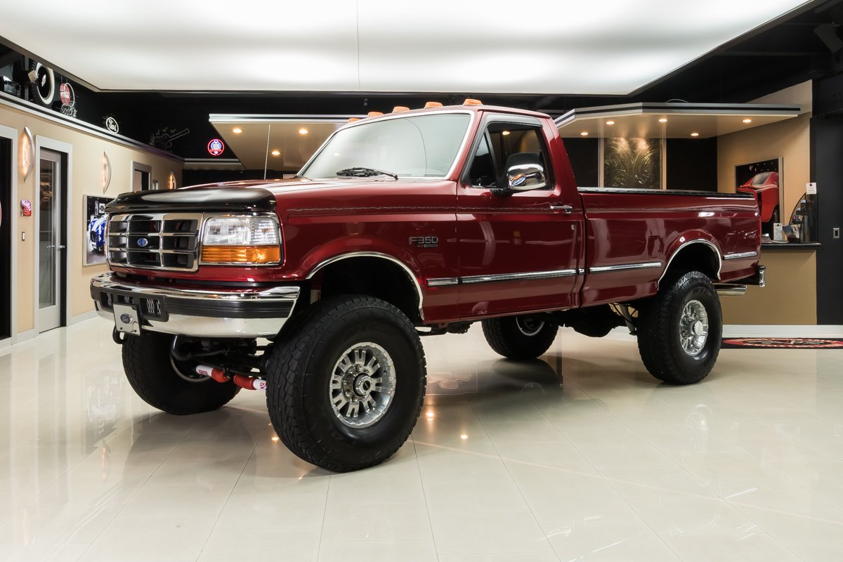 For Sale 1997 Ford F-350