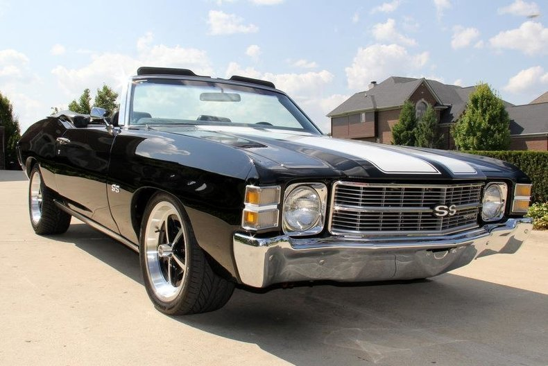 1971 Chevrolet Chevelle | Classic Cars for Sale Michigan: Muscle