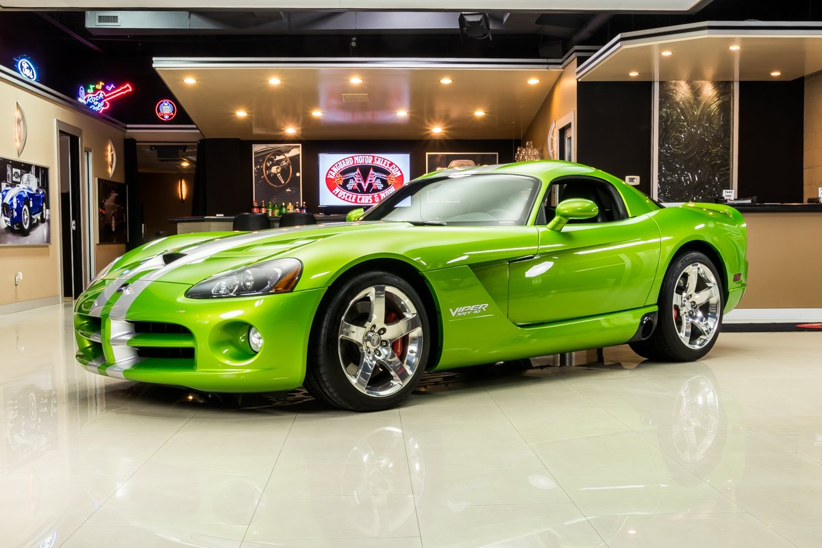 For Sale 2008 Dodge Viper